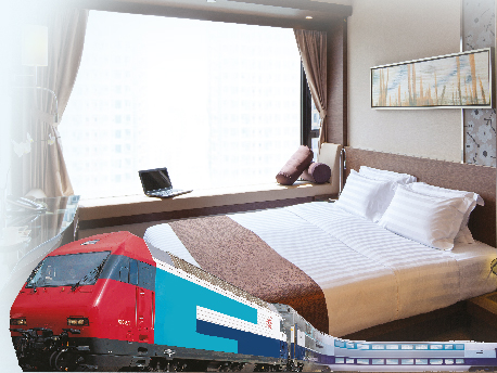 Rosedale Hotel Kowloon x Guangzhou-Kowloon Through Train Promotion