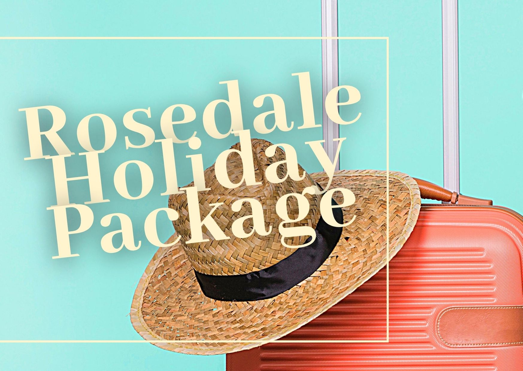 "Rosedale Holiday Package(Valid for HKTB ""Staycation Delights"" programme)"